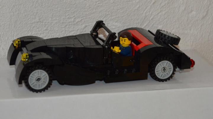 Auto Morgan de seb71
